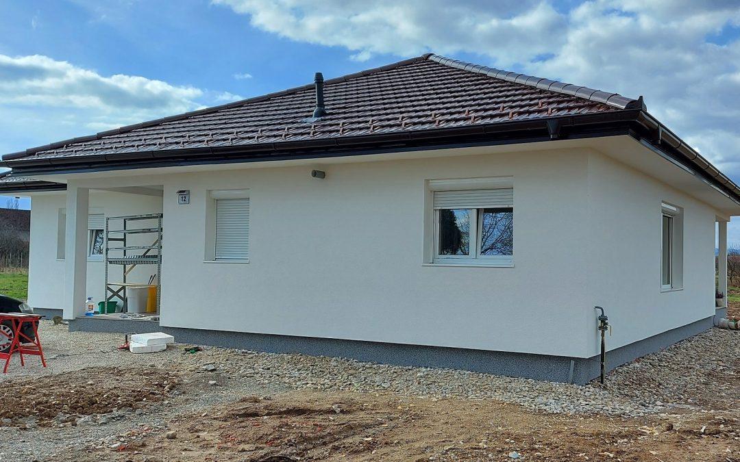 Montažna kuća 2021 Hrvatska – Zagreb